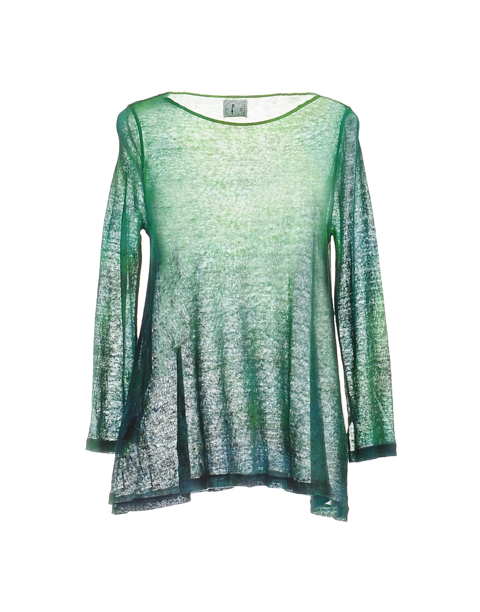 F CASHMERE Sweater in Green