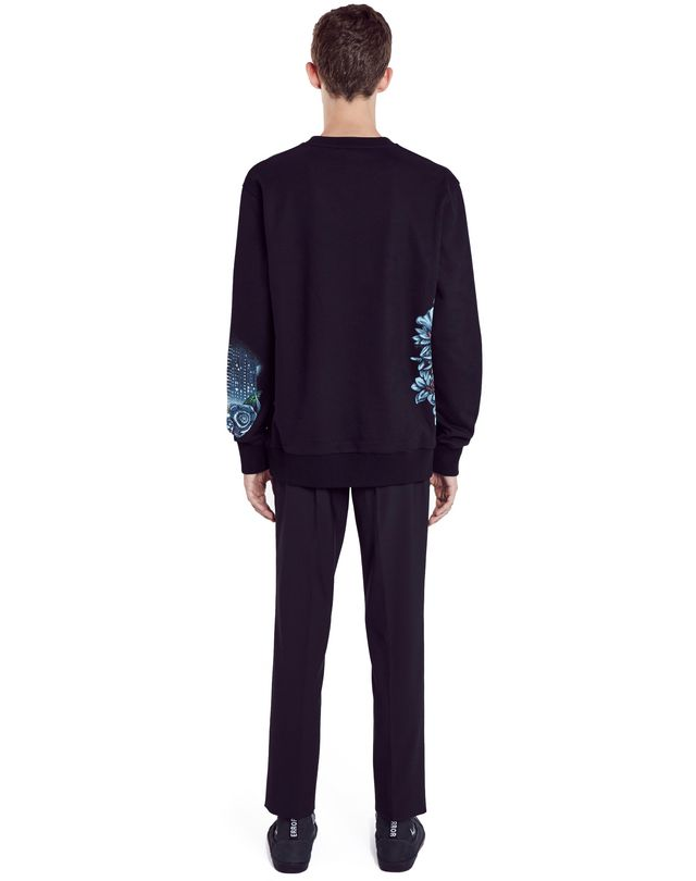 """LANVIN """"LONELY TOWN"""" SWEATSHIRT Knitwear & Sweaters U d"""