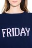 ALBERTA FERRETTI FRIDAY IN BLUE KNITWEAR D a