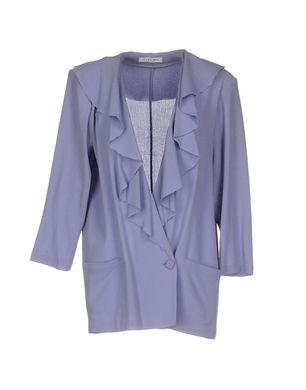 SPORTMAX Damen Jackett Farbe Lila Größe 5 Sale Angebote Schwarzheide