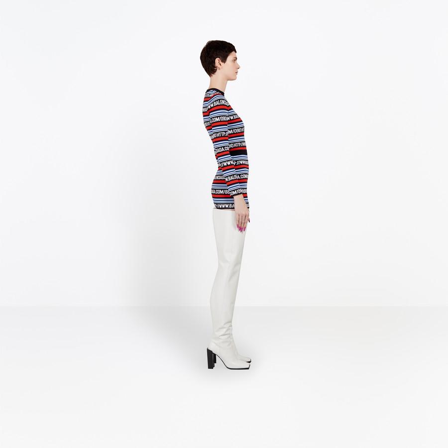 BALENCIAGA Http Mini Skirt Knitwear D i