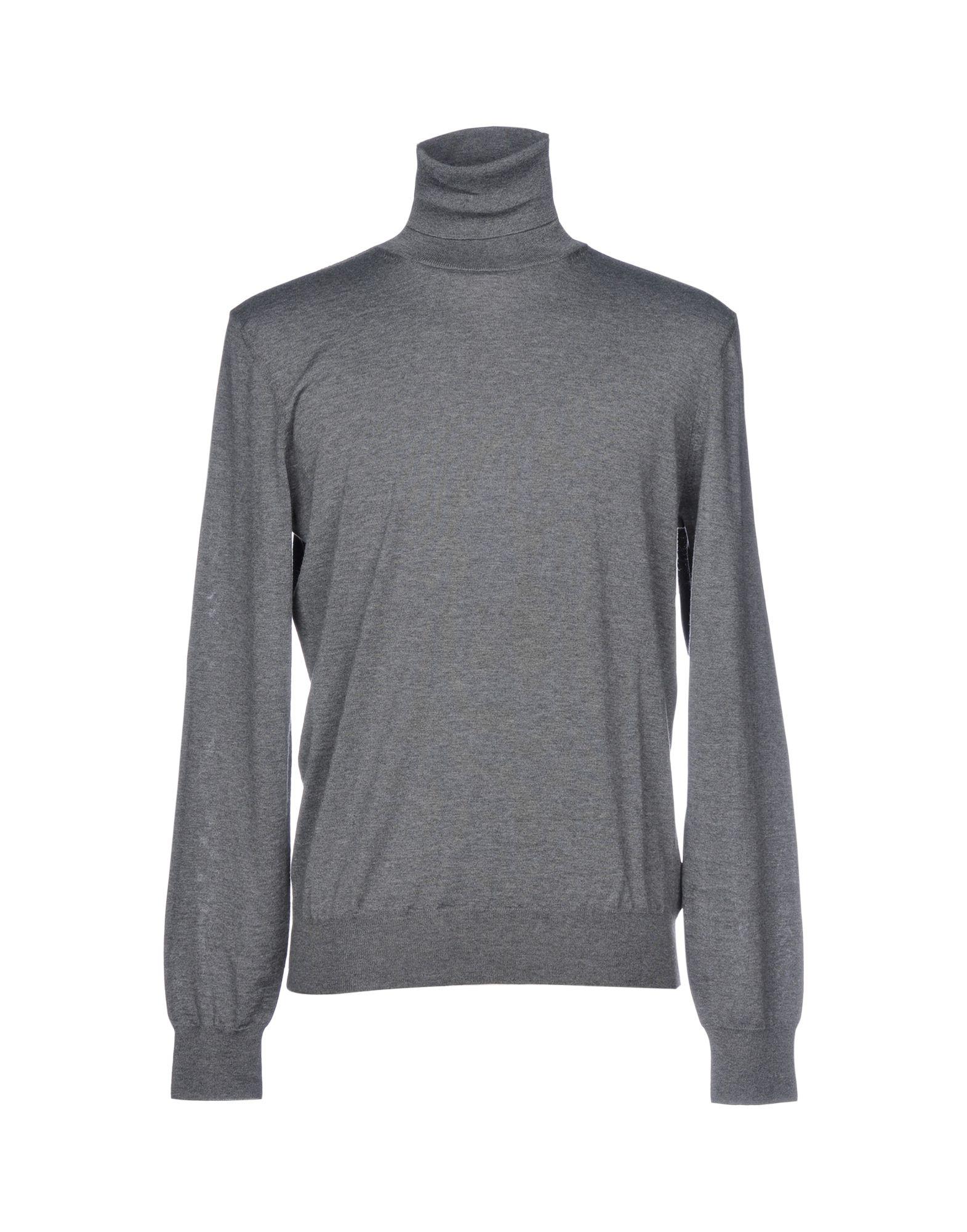 FAÇONNABLE Turtleneck in Grey