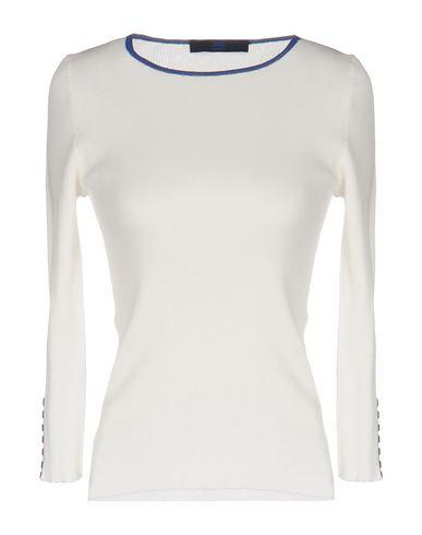 Купить Женский свитер BLUE LES COPAINS белого цвета