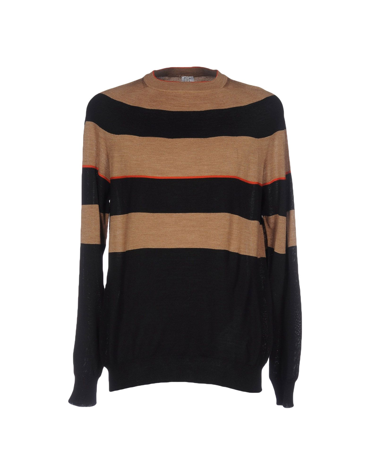 AIMO RICHLY Sweater in Camel