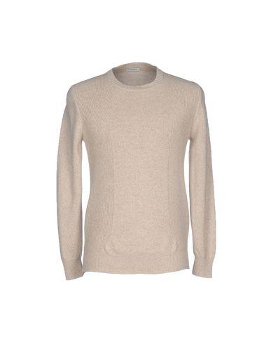 Купить Мужской свитер PAOLO PECORA бежевого цвета