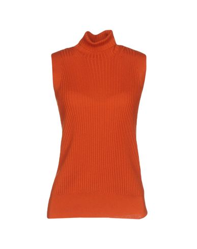 Фото - Женскую водолазку  оранжевого цвета
