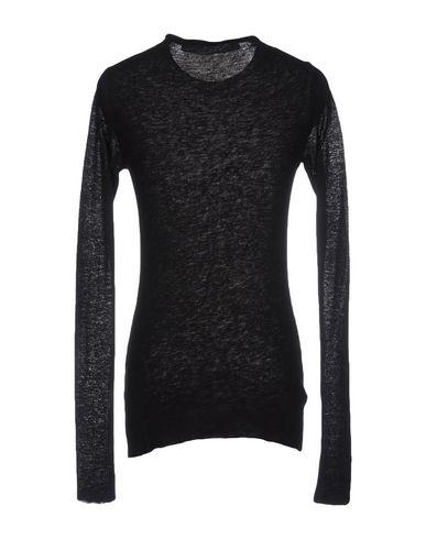 Фото 2 - Мужской свитер PRIMORDIAL IS PRIMITIVE черного цвета