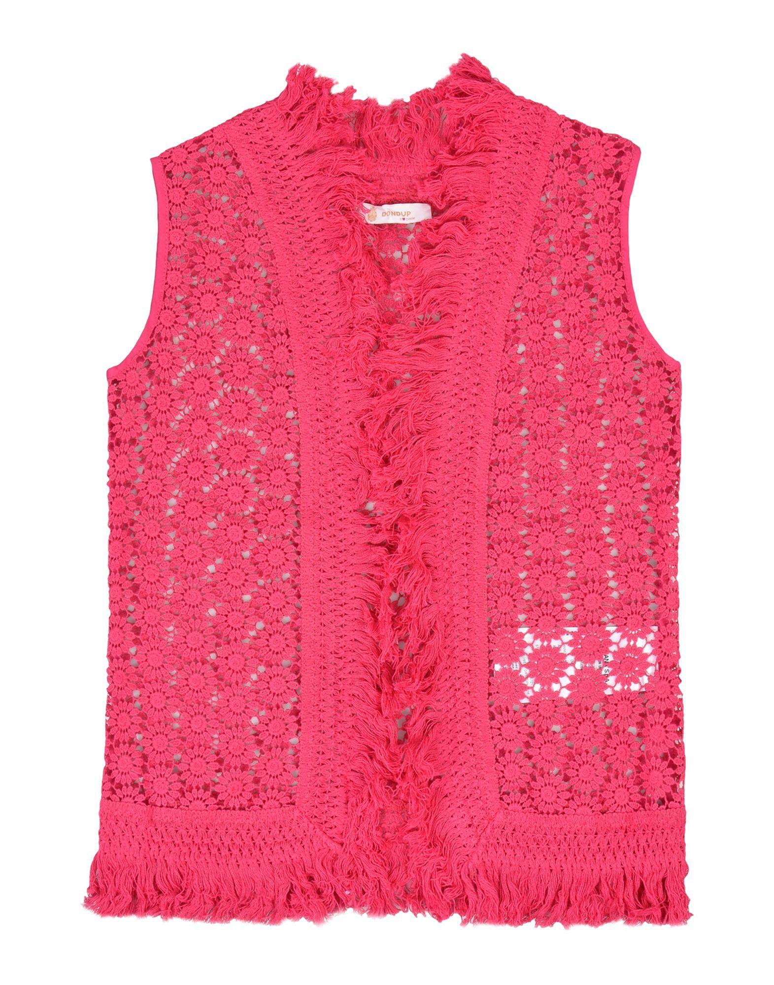 DONDUP DQUEEN Mädchen 9-16 jahre Strickjacke Farbe Fuchsia Größe 6 jetztbilligerkaufen