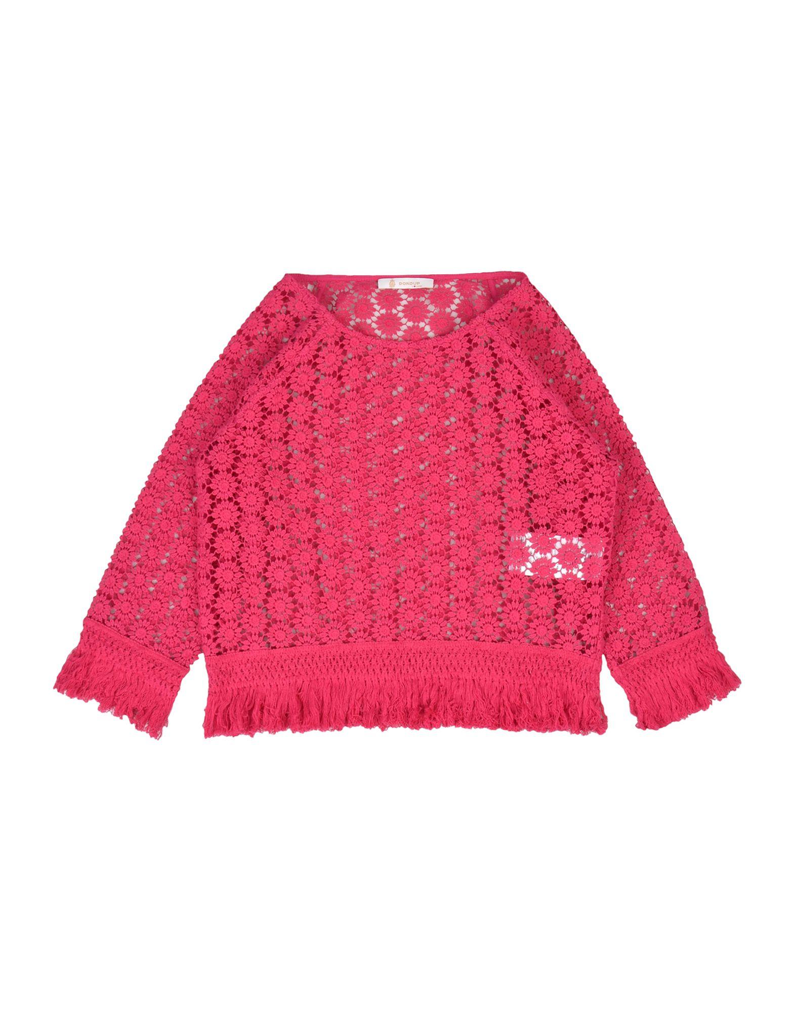 DONDUP DQUEEN Mädchen 9-16 jahre Pullover Farbe Fuchsia Größe 6 jetztbilligerkaufen