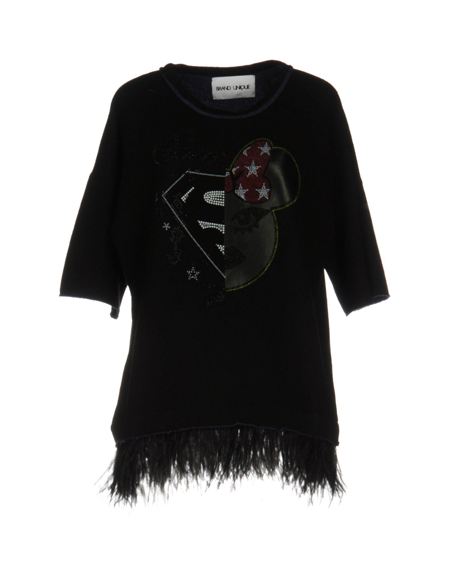 BRAND UNIQUE Damen Pullover Farbe Schwarz Größe 3 jetztbilligerkaufen