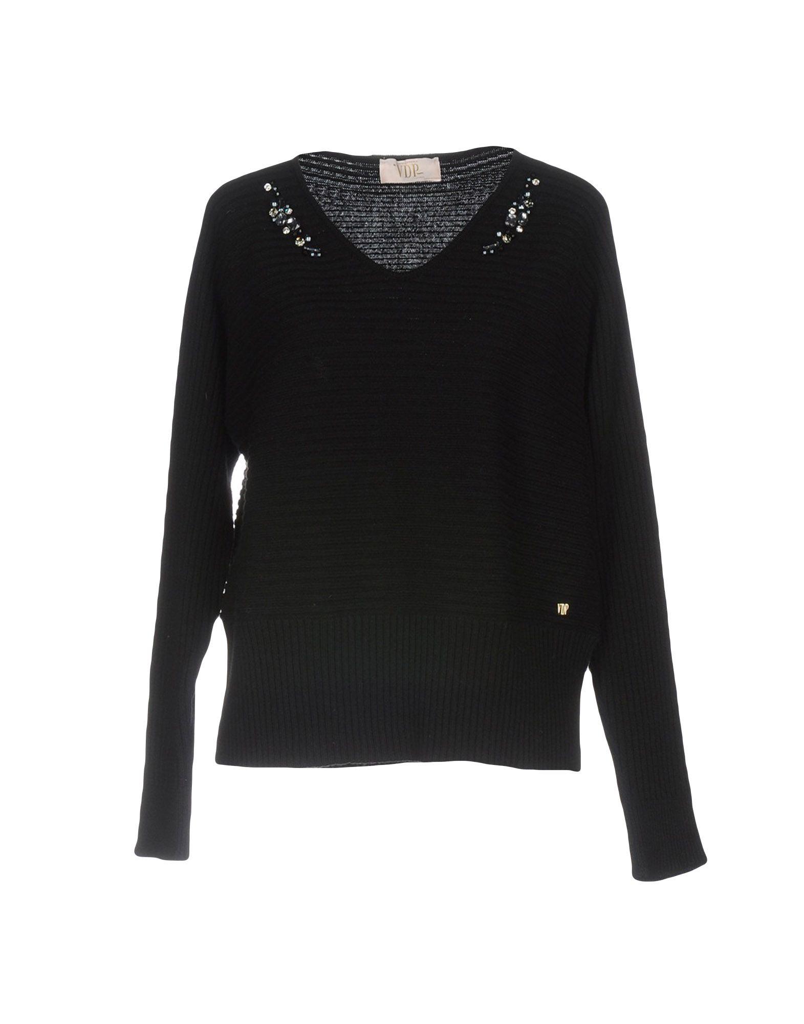 VDP COLLECTION Damen Pullover Farbe Schwarz Größe 5 jetztbilligerkaufen