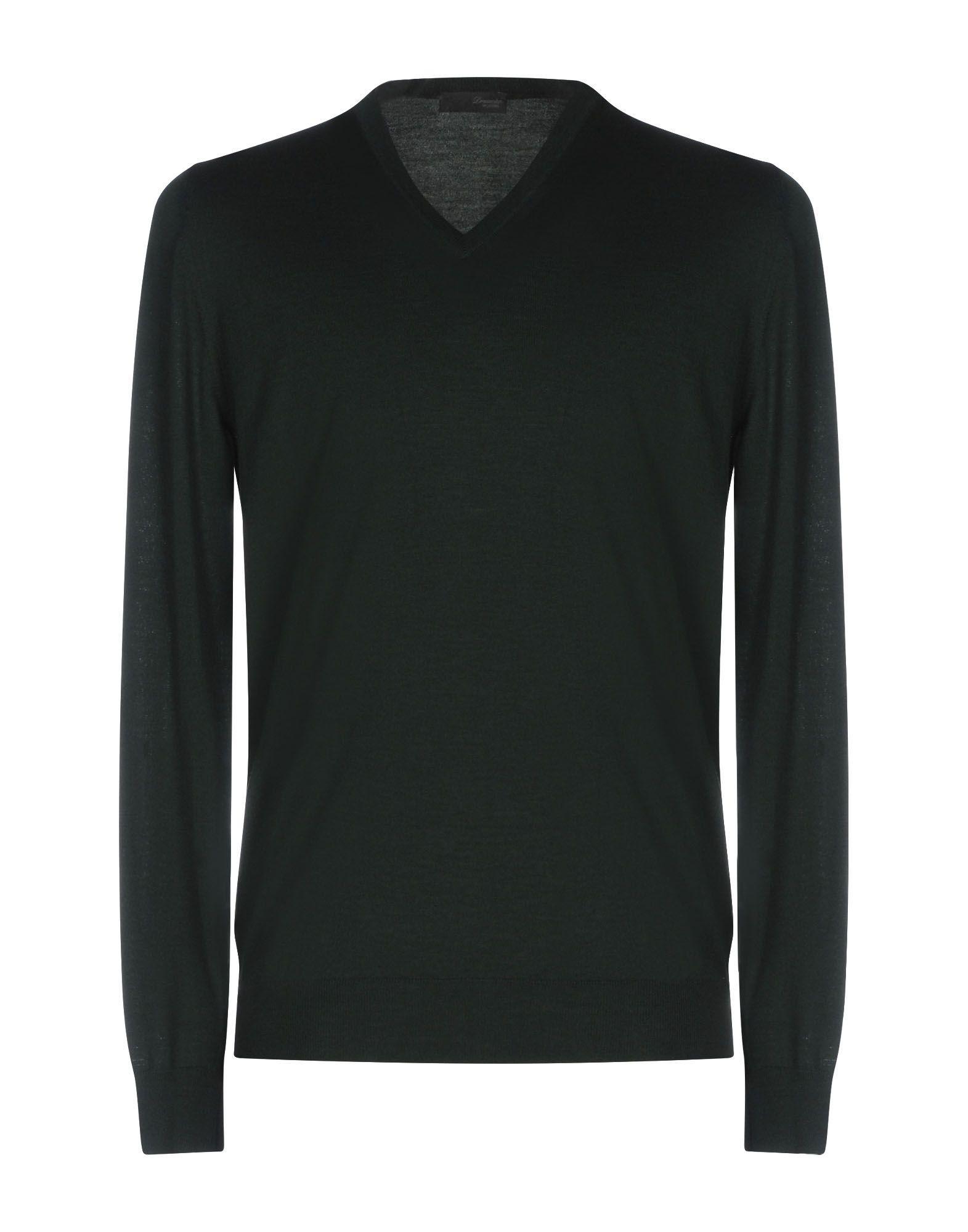 DRUMOHR Herren Pullover Farbe Dunkelgrün Größe 7 jetztbilligerkaufen