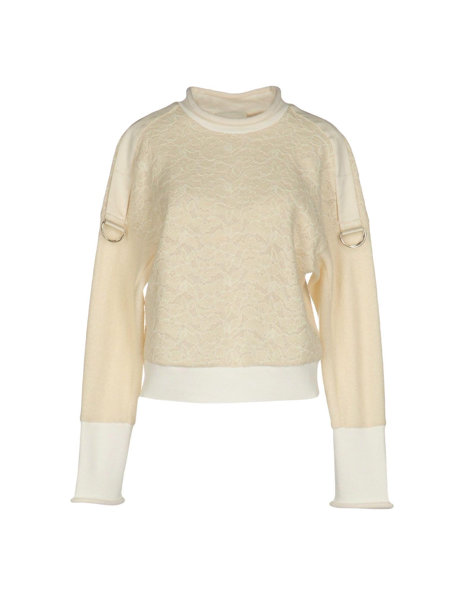 3.1 PHILLIP LIM Damen Rollkragenpullover Farbe Elfenbein Größe 5 jetztbilligerkaufen