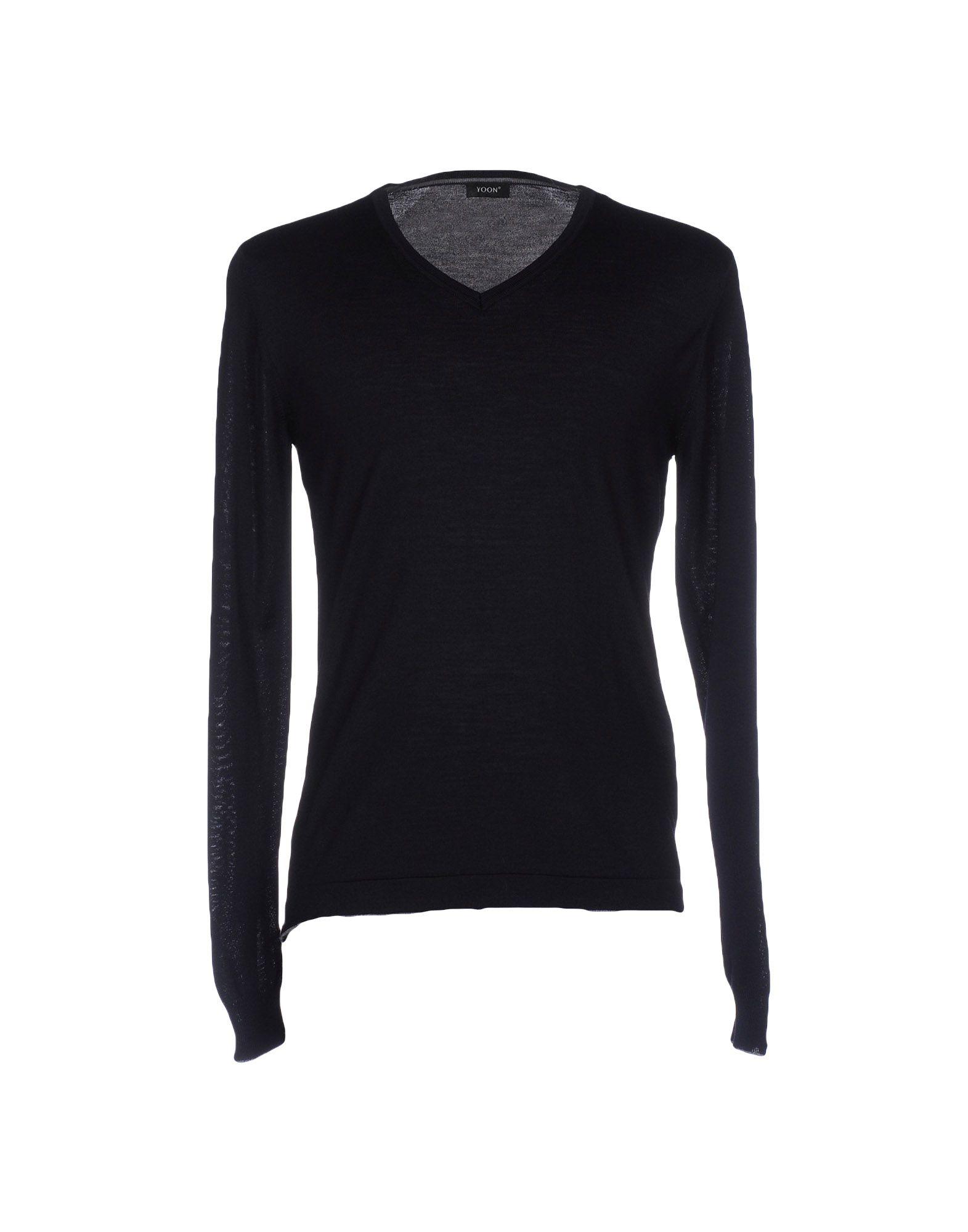 YOON Herren Pullover Farbe Dunkelblau Größe 6 jetztbilligerkaufen