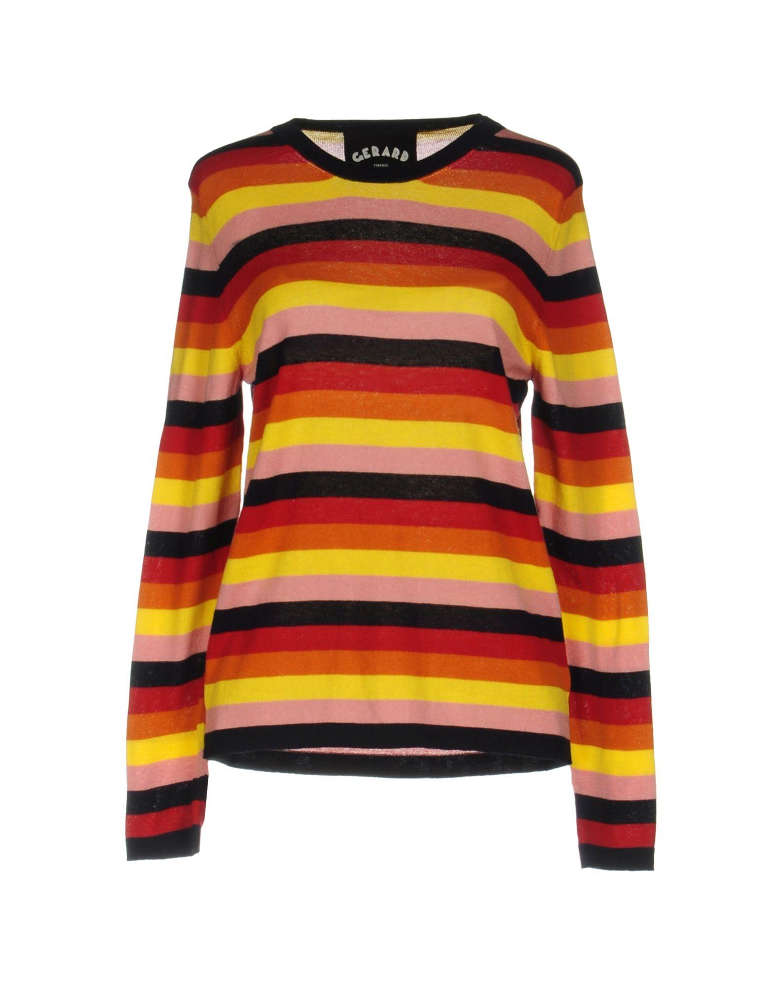 GERARD Damen Pullover Farbe Gelb Größe 7 jetztbilligerkaufen