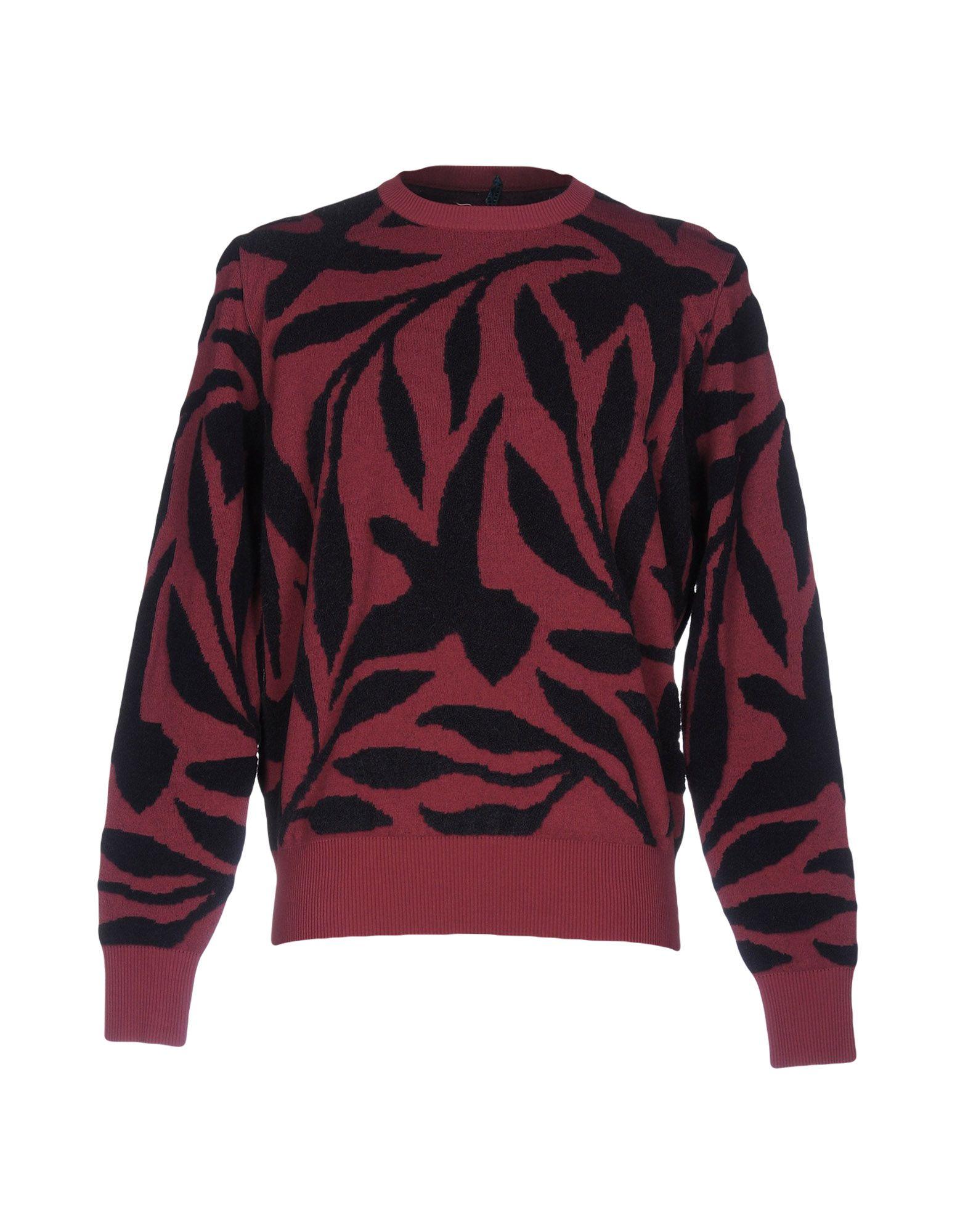 OAMC Herren Pullover Farbe Bordeaux Größe 7 jetztbilligerkaufen