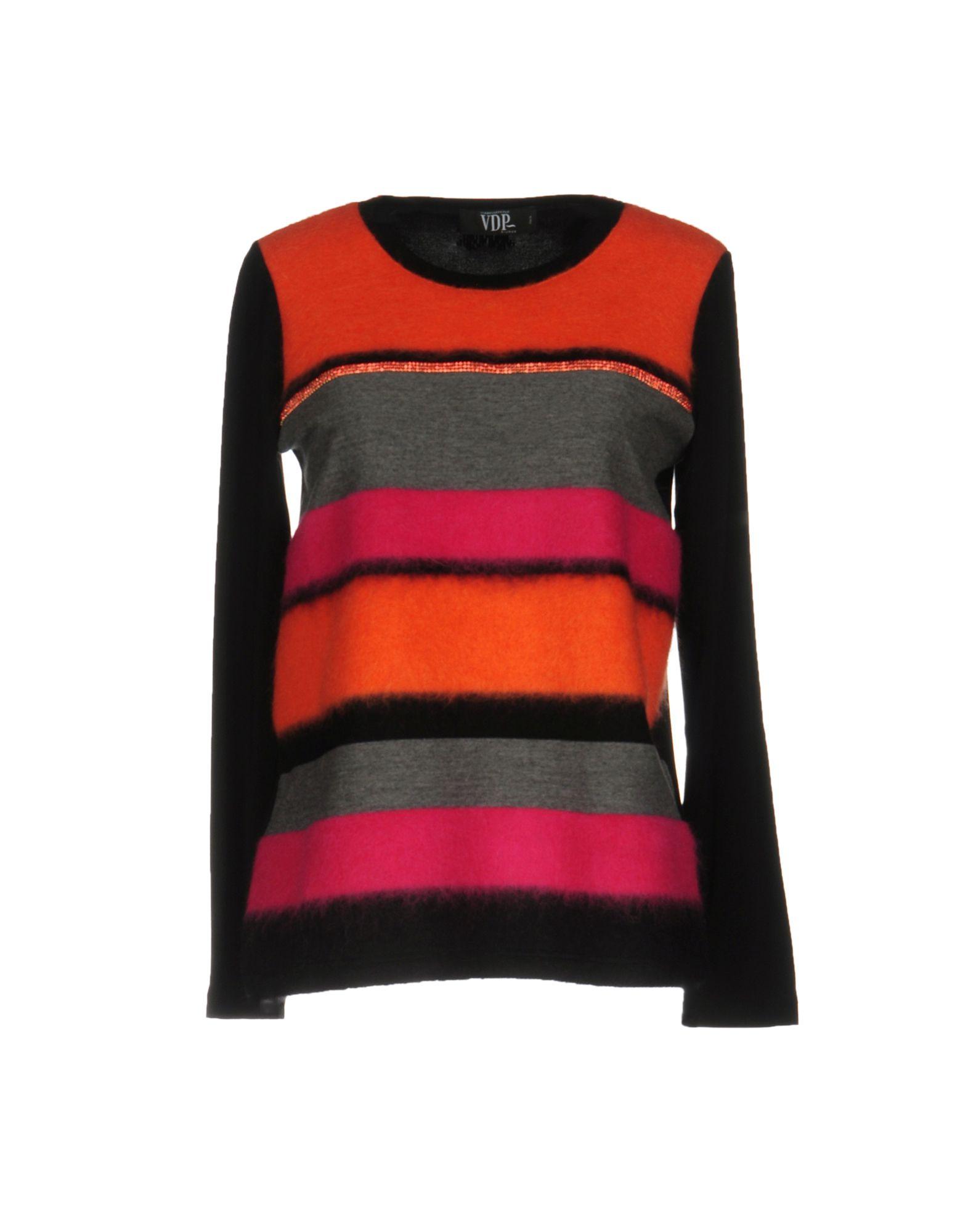 VDP BIJOUX Damen Pullover Farbe Orange Größe 7 jetztbilligerkaufen