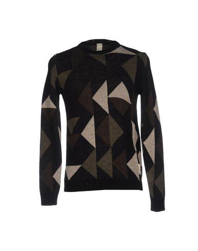 Фото - Мужской свитер SHOESHINE черного цвета
