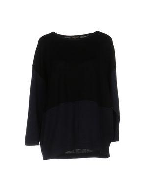 Kiekebusch Angebote CHOCOLAT Damen Pullover Farbe Schwarz Größe 5