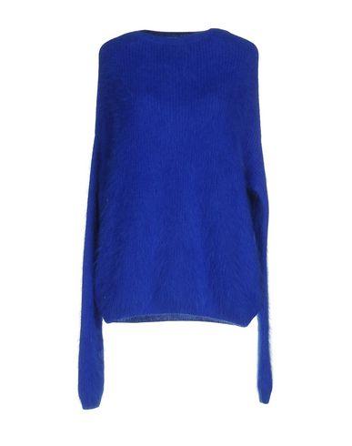 Фото - Женский свитер  ярко-синего цвета