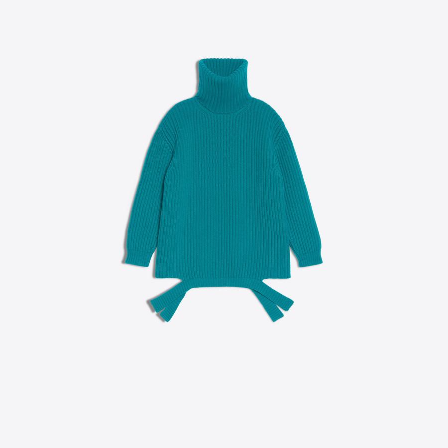 BALENCIAGA Long sleeves Turtleneck Knitwear D f