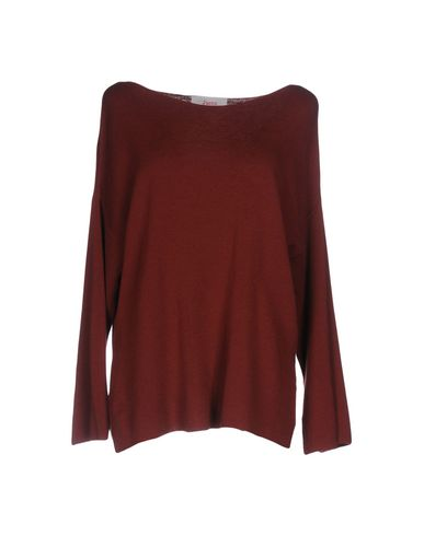 Фото - Женский свитер JUCCA кирпично-красного цвета