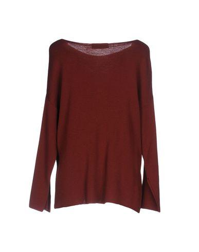 Фото 2 - Женский свитер JUCCA кирпично-красного цвета