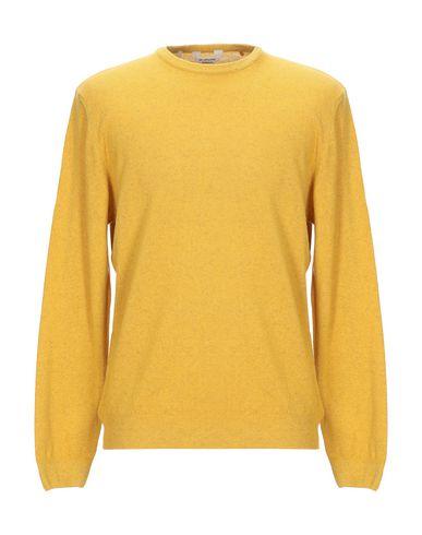 Фото - Мужской свитер RE_BRANDED желтого цвета