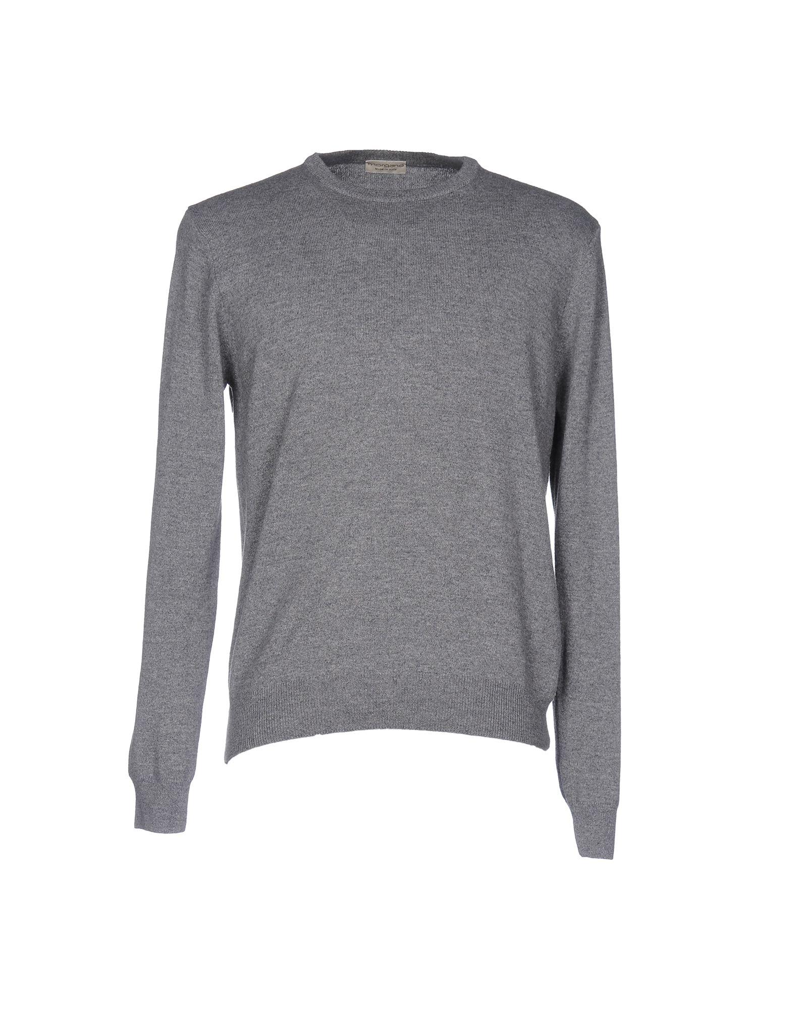 MORGANO Sweater in Grey