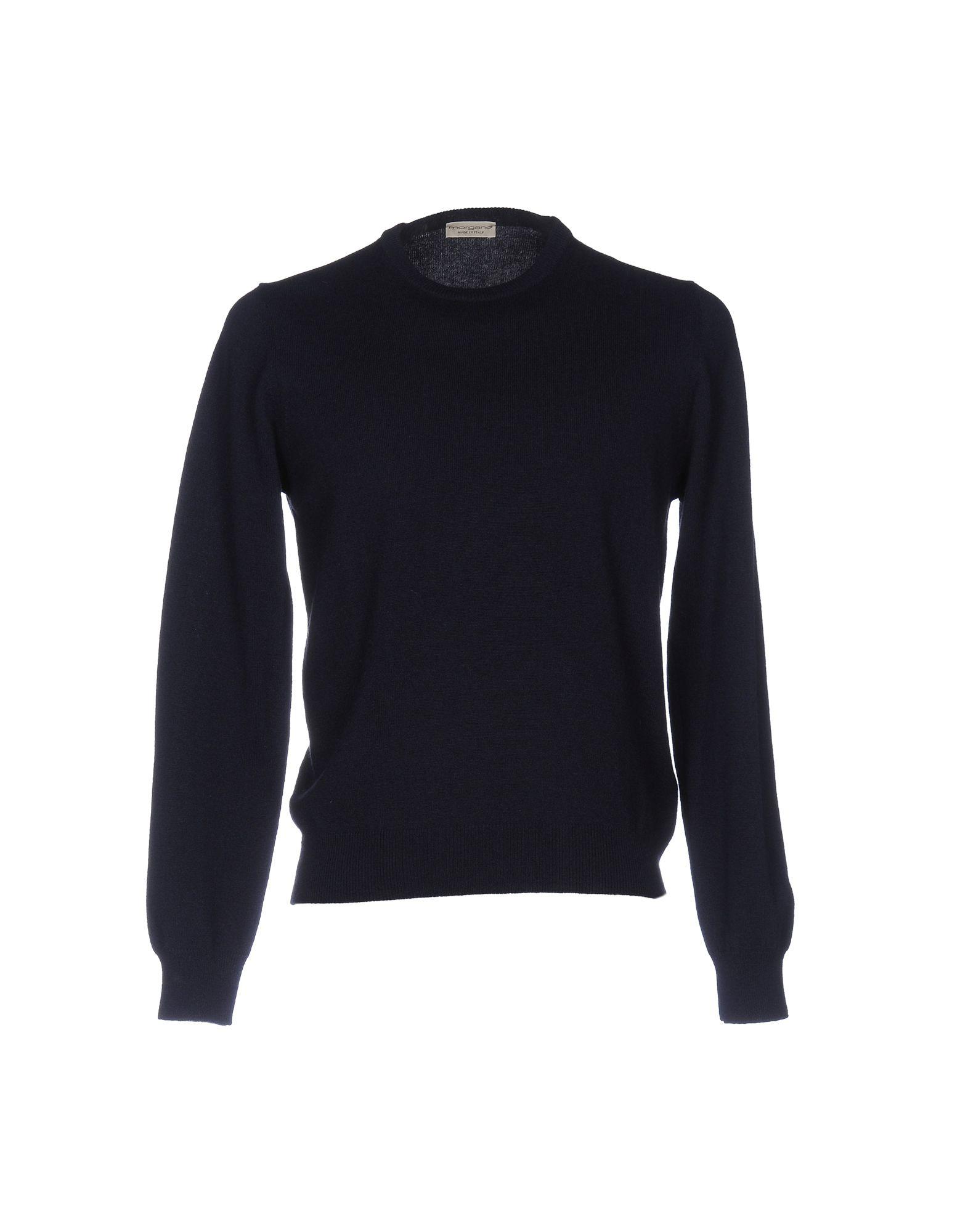 MORGANO Sweater in Dark Blue