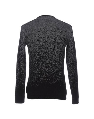 Фото 2 - Мужской свитер MACCHIA J серого цвета