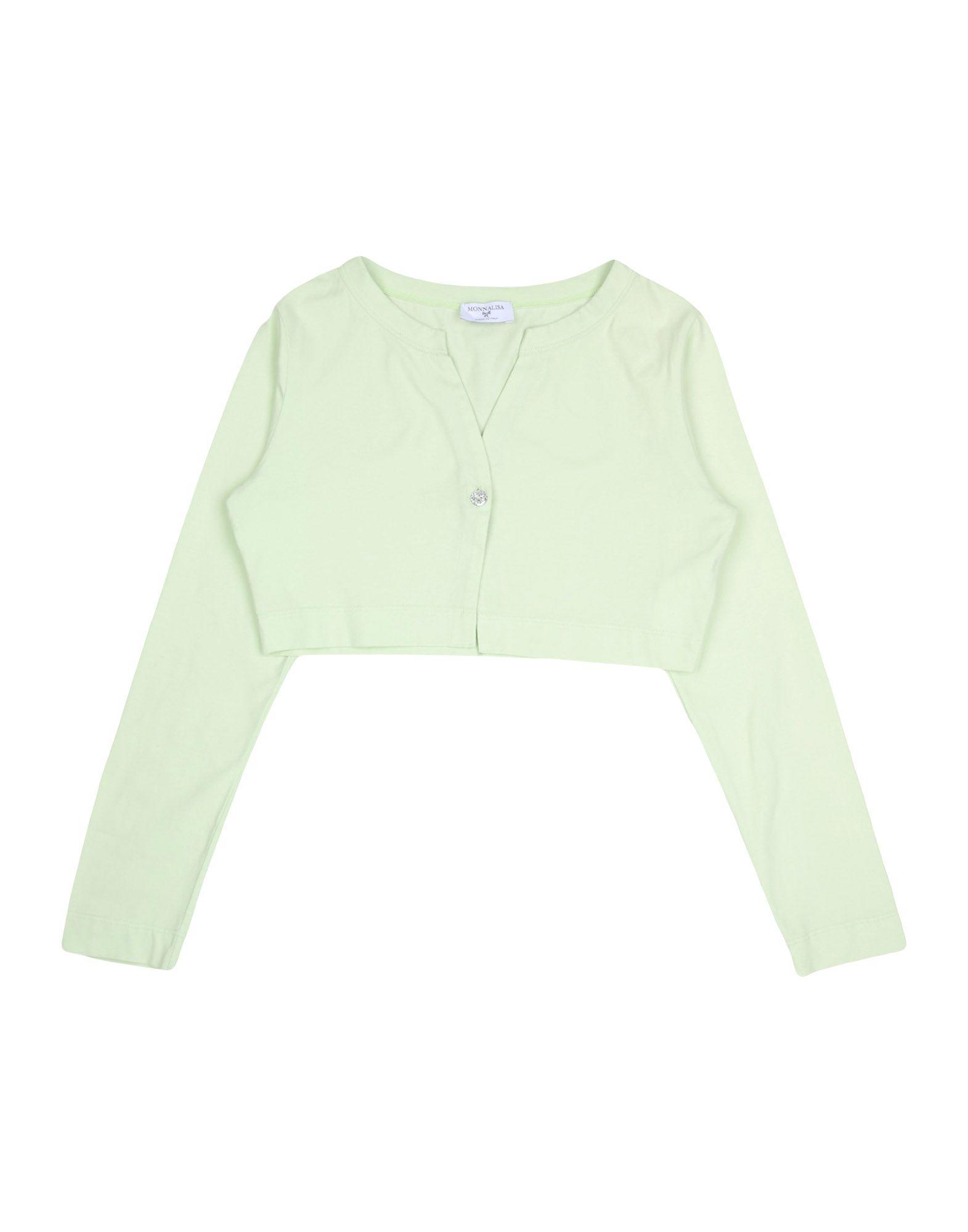 MONNALISA Cardigan in Light Green
