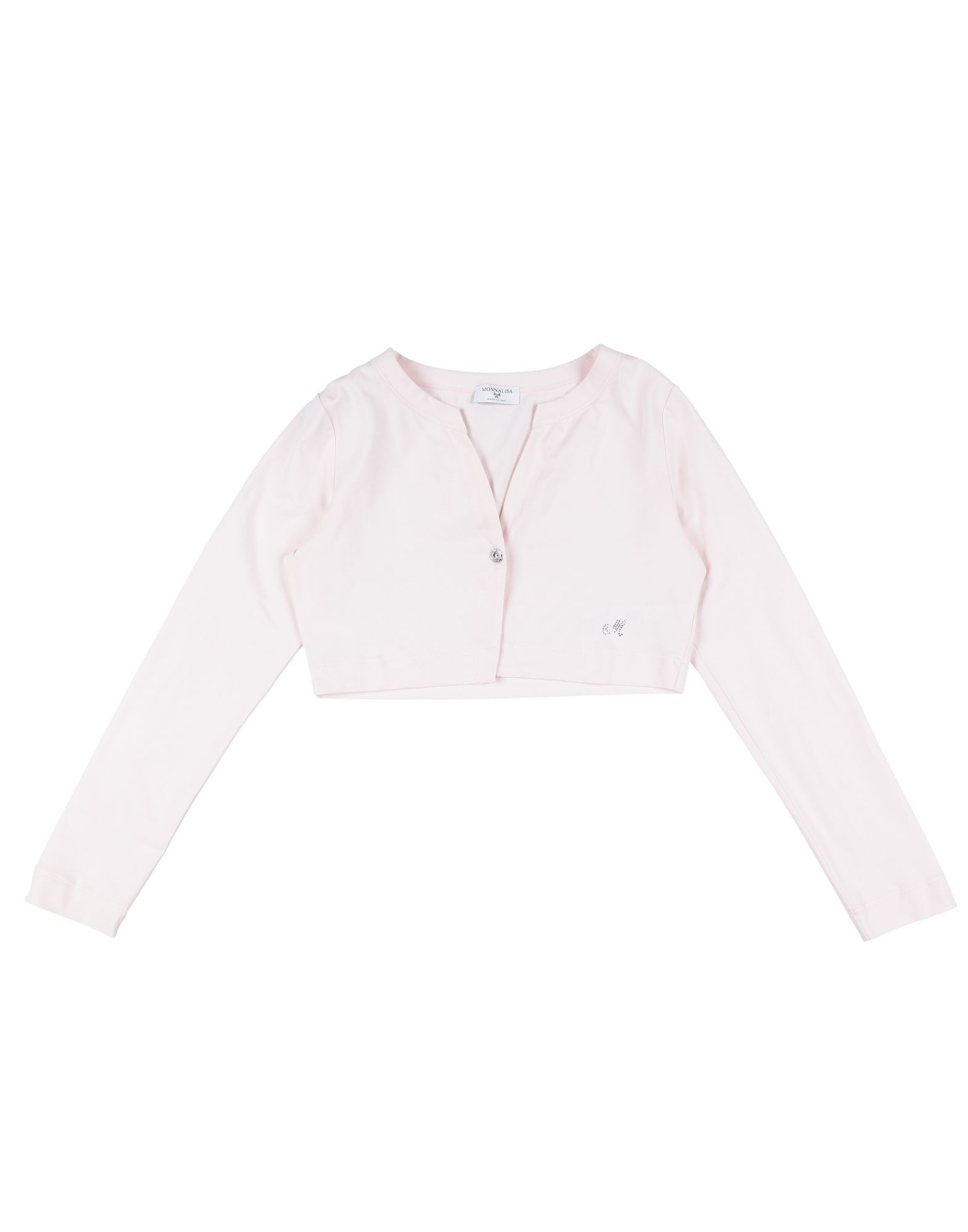 MONNALISA Cardigan in Pink