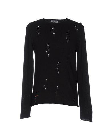 Фото - Мужской свитер LONG WAVE черного цвета