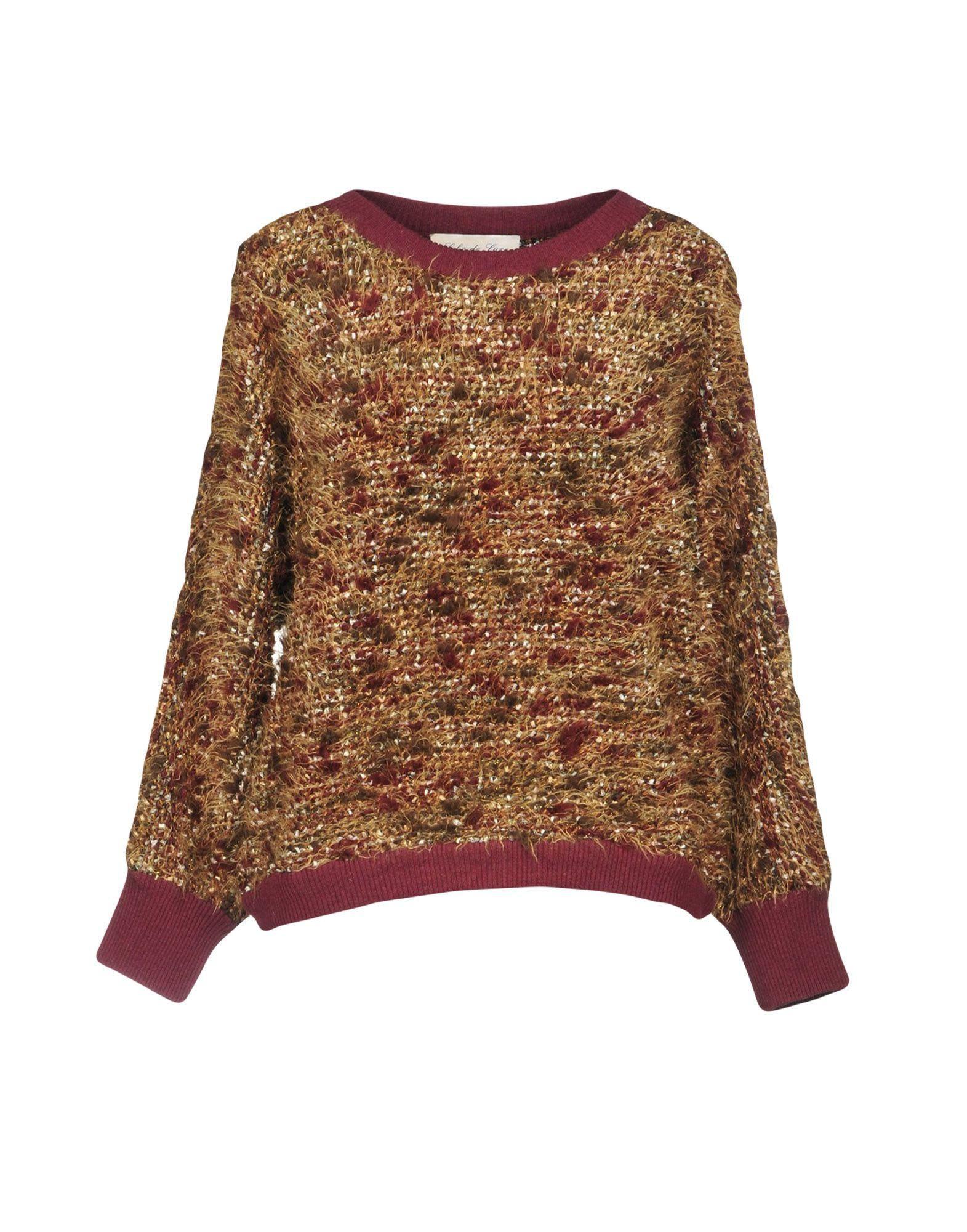 SOHO DE LUXE Свитер soho de luxe футболка с короткими рукавами