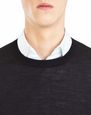 LANVIN Knitwear & Sweaters Man MOULINÉ NECK SWEATER f