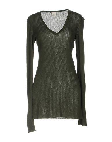 Фото - Женский свитер  цвет зеленый-милитари
