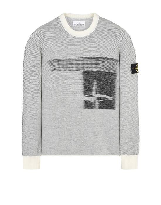 STONE ISLAND Pullover mit Rundkragen 575A4