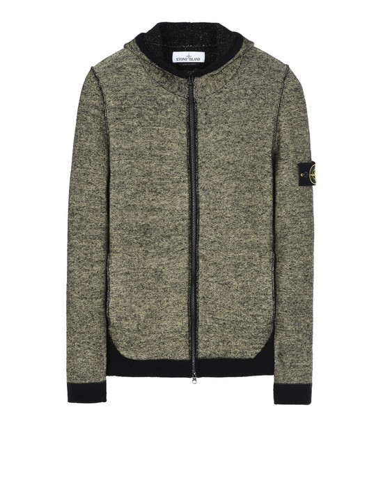 STONE ISLAND High neck sweater 511B1