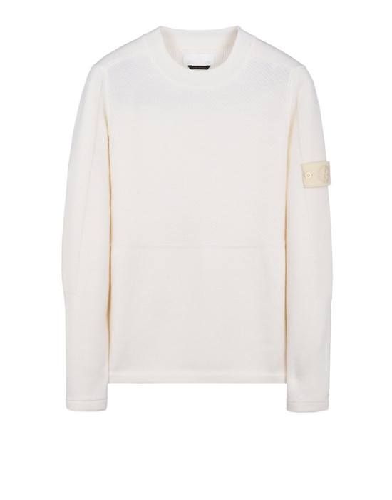 Polo-neck 576D3 GHOST PIECE STONE ISLAND - 0