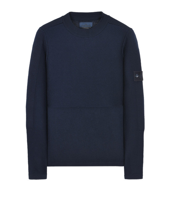 STONE ISLAND Polo sweater 576D3 GHOST PIECE