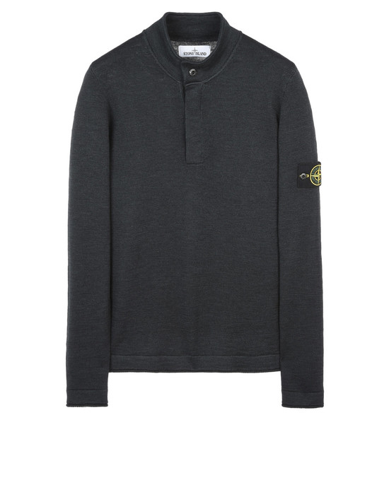 STONE ISLAND High neck sweater 522D7