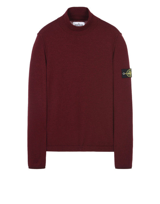 STONE ISLAND High neck sweater 543A1