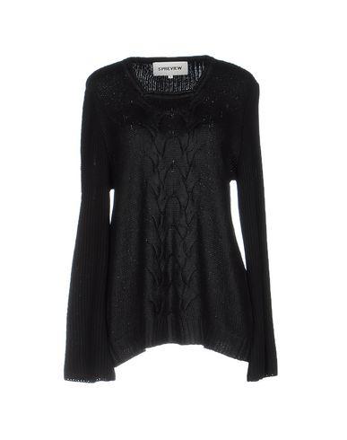 Купить Женский свитер 5PREVIEW черного цвета
