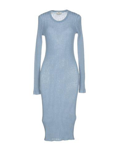 Платье до колена ACNE STUDIOS 39750833IB