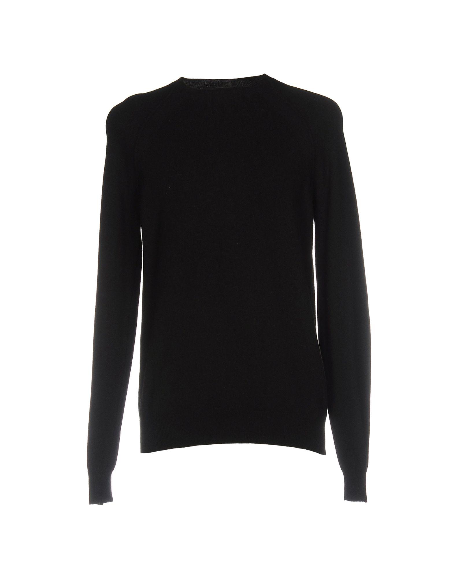 《セール開催中》AUTHENTIC ORIGINAL VINTAGE STYLE メンズ プルオーバー ブラック XL バージンウール 100%