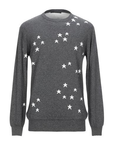 Фото - Мужской свитер  свинцово-серого цвета