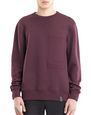 "LANVIN Knitwear & Sweaters Man SWEATSHIRT WITH ""L"" APPLIQUÉ f"