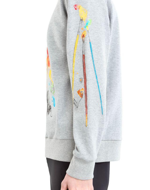 """LANVIN """"PALETTE"""" SWEATSHIRT BY CÉDRIC RIVRAIN Knitwear & Sweaters U b"""