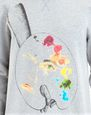"""LANVIN Knitwear & Sweaters Man """"PALETTE"""" SWEATSHIRT BY CÉDRIC RIVRAIN f"""